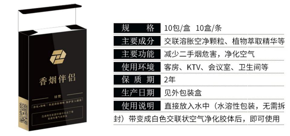 产品规格描述说明