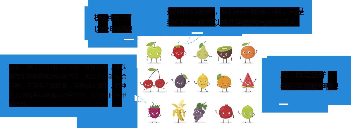 水果除甲醛